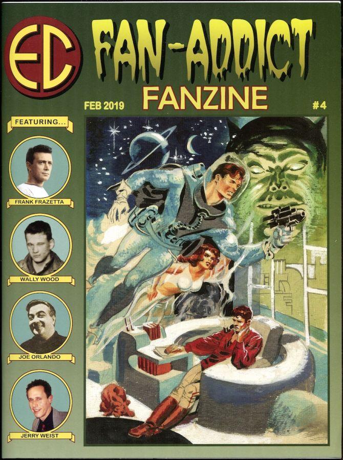 EC Fan-Addict Fanzine #4
