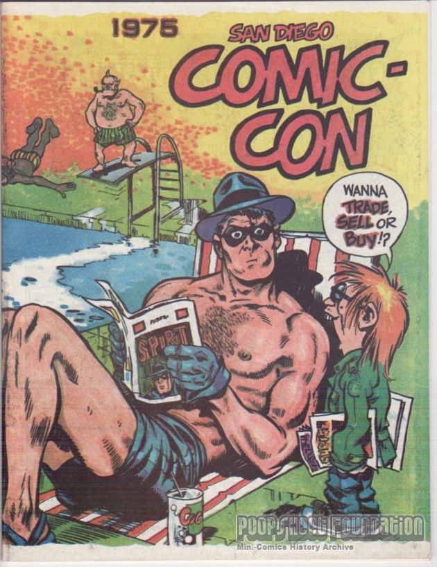 Comic-Con International: San Diego 1975 Program