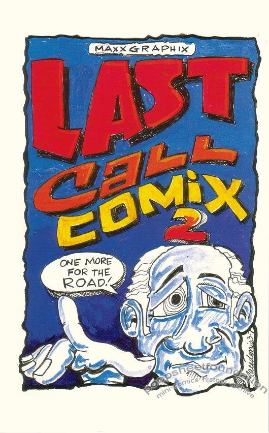 Last Call Comix #2