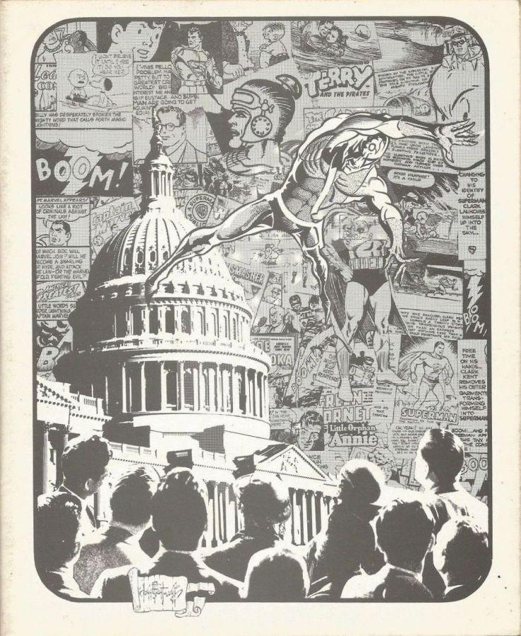 Metro Comicon Program Book 1970