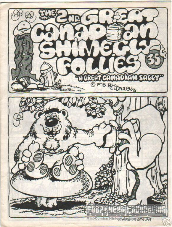 2nd Great Canadian Shimegly Follies, The