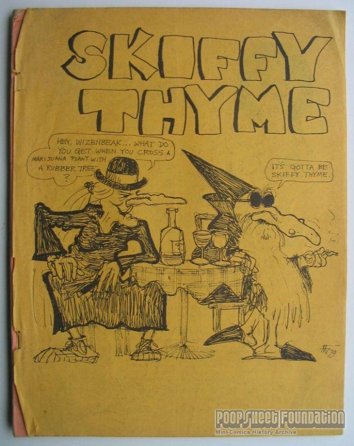 Skiffy Thyme