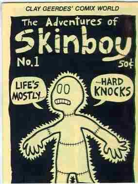 Skinboy #1 (The Adventures of)