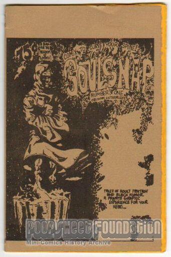Soulsnap #1