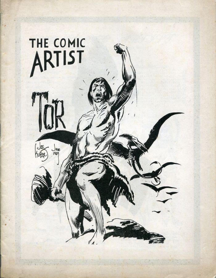 Comic Artist, The #2