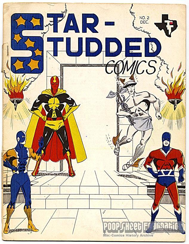 Star Studded Comics #02