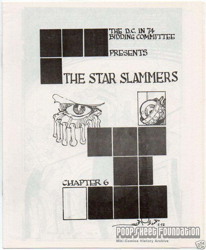 Star Slammers, The #6