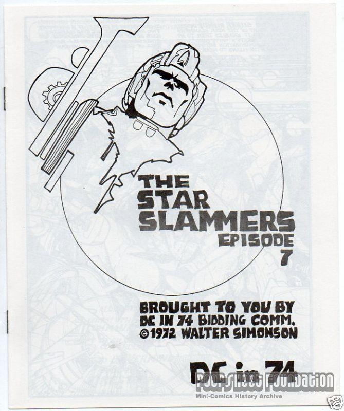 Star Slammers, The #7