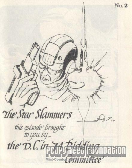 Star Slammers, The #2