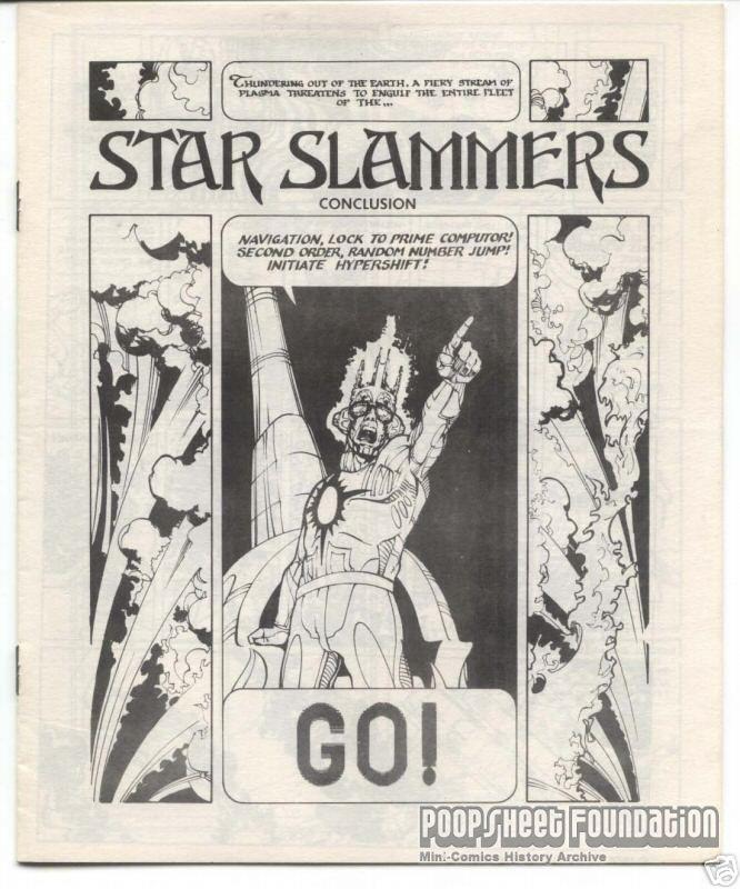 Star Slammers, The #8
