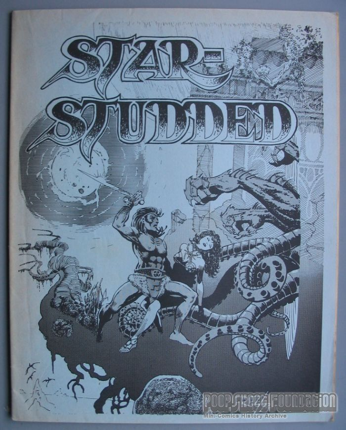 Star Studded Comics #18