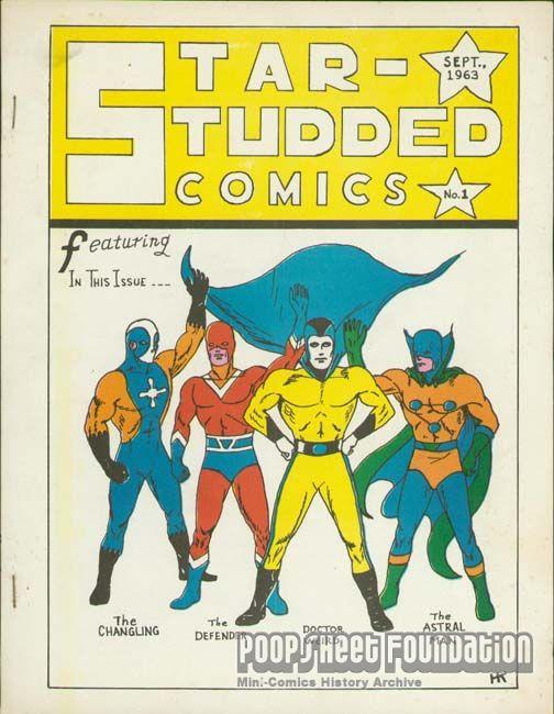 Star Studded Comics #01