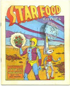 Star Food Comics
