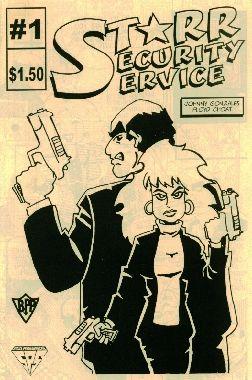 Starr Security Service #1