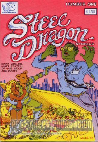 SteelDragon Stories #1