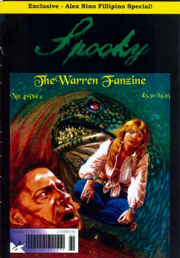 Spooky #7  (Vol. 2, #4)