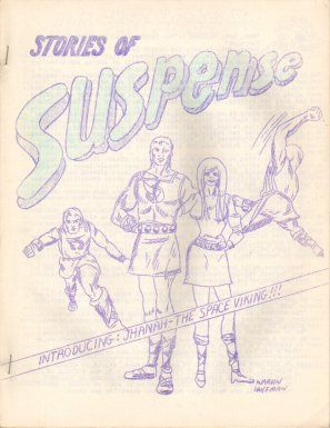 Stories of Suspense #4