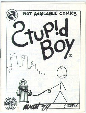 Stupid Boy [Alternating Crimes]