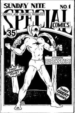 Sunday Nite Special Comics #1
