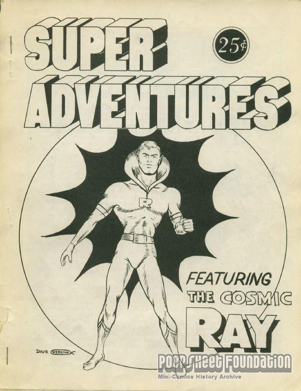 Super Adventures #01