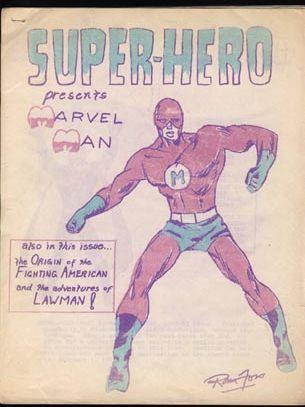 Super-Hero #1