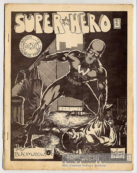 Super-Hero #6