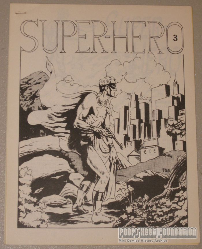 Super-Hero #3