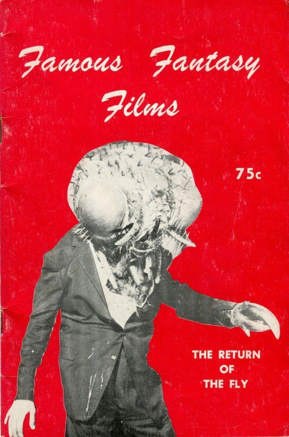 Famous Fantasy Films #1