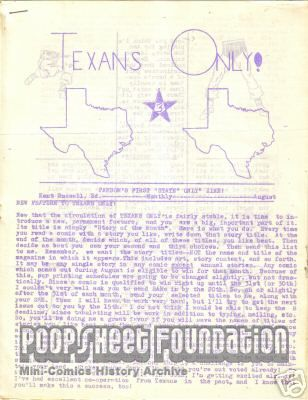 Texans Only #3