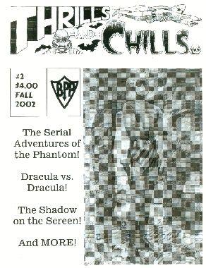 Thrills and Chills #2