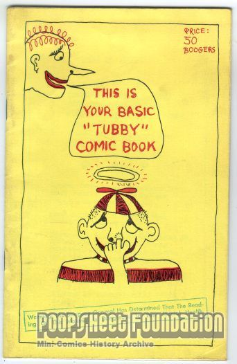 This Is Your Basic Tubby Comic Book