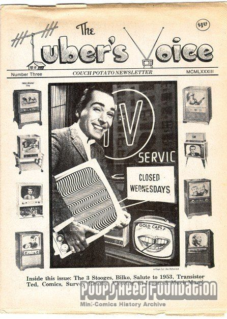 Tuber's Voice, The #3