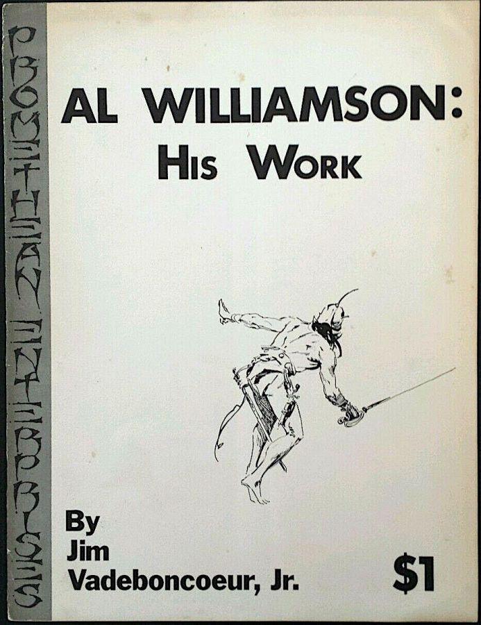 Al Williamson: His Work