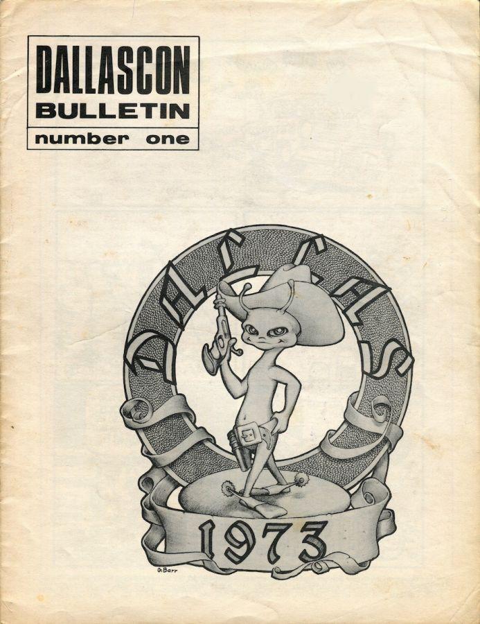 Dallascon Bulletin #01