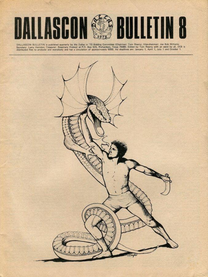 Dallascon Bulletin #08