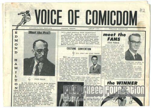Voice of Comicdom #03