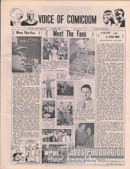 Voice of Comicdom #05