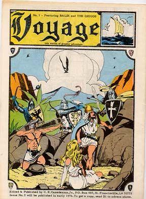Voyage #1 [Opar Press]