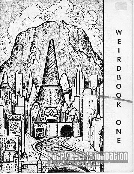 Weirdbook #01
