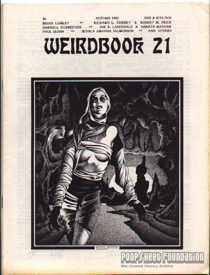 Weirdbook #21