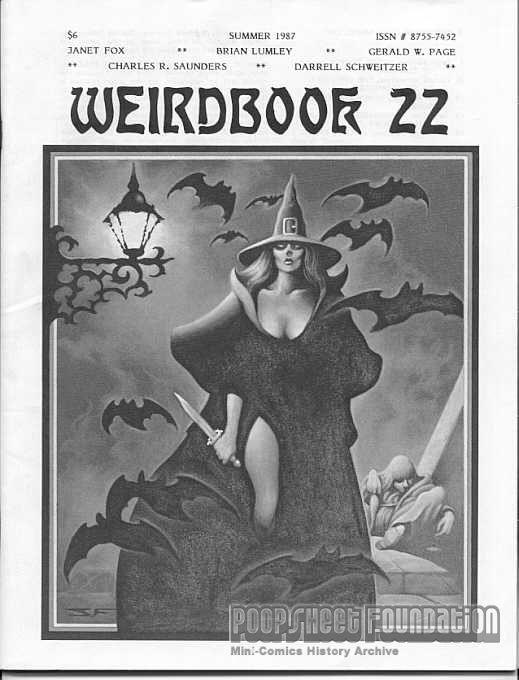 Weirdbook #22