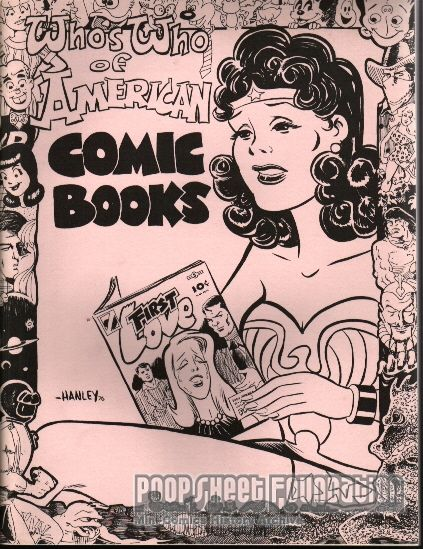Who's Who of American Comic Books Vol. 4