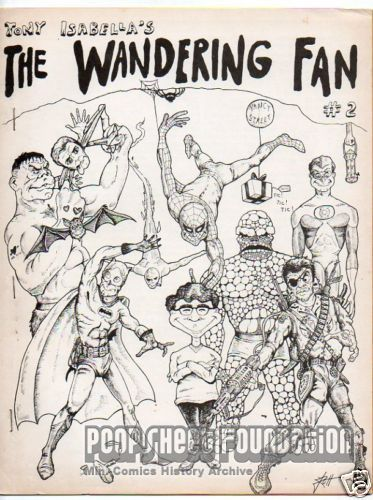 Wandering Fan, The #2