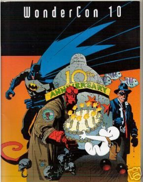 WonderCon 10 (1996) program