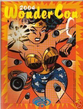 WonderCon 2004 program