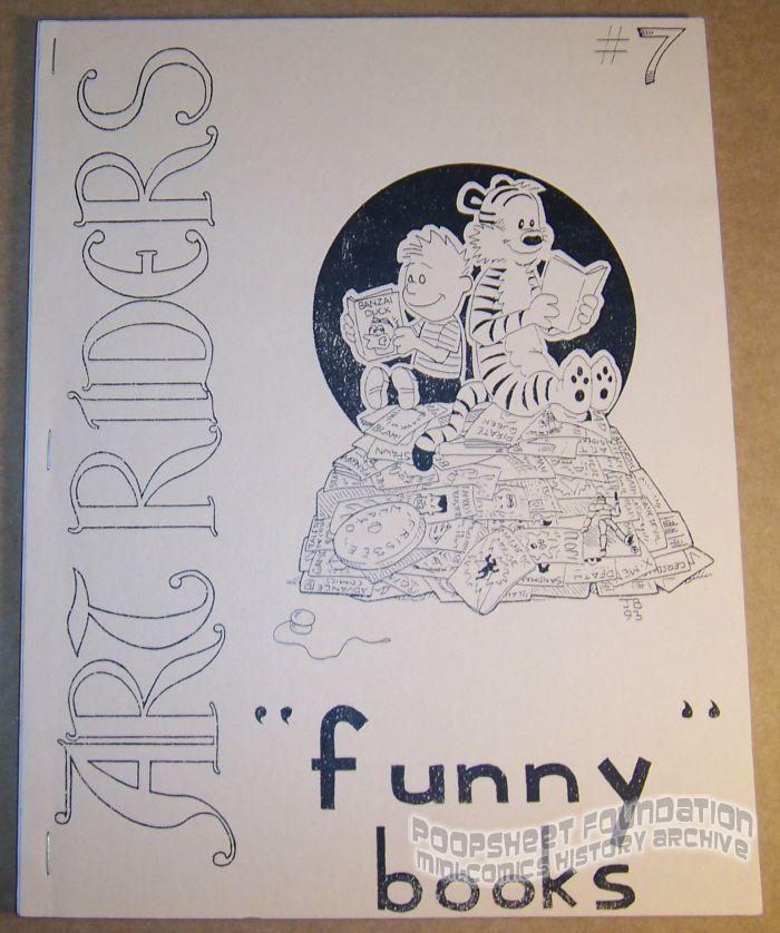 Art Riders #07