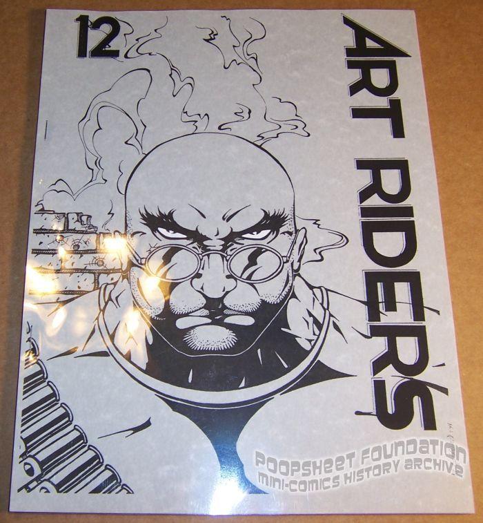 Art Riders #12