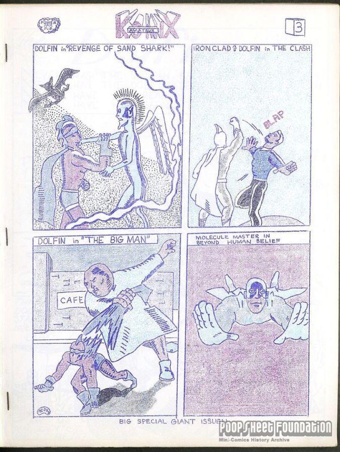 Amateur Komix #3
