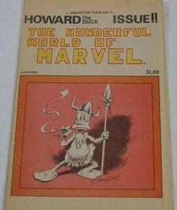 Wonderful World of Marvel, The #1