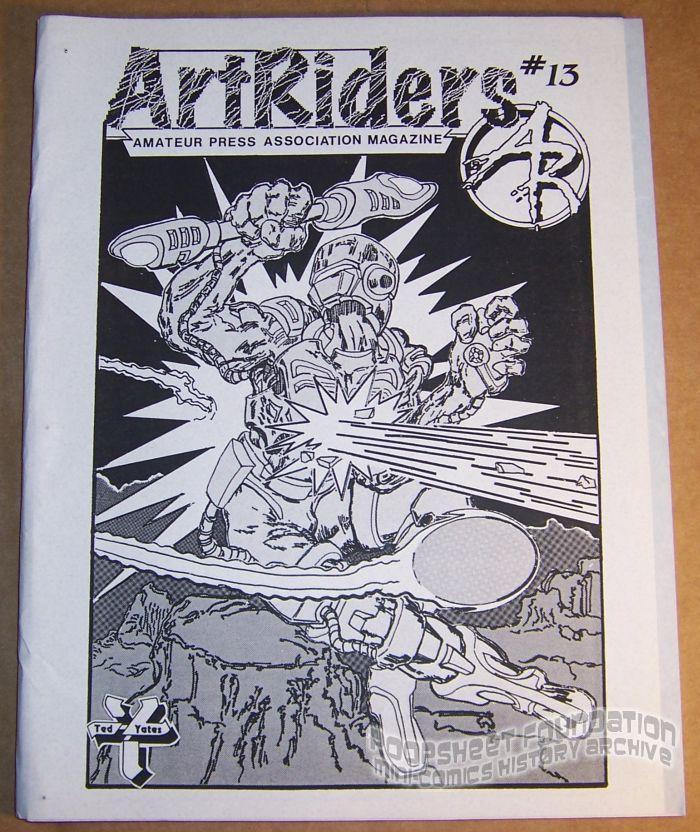 Art Riders #13